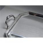 Art Deco Silver Tray Sheffield 1946
