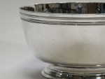 VINTAGE SOLID SILVER BOWL / DISH LONDON 1940 Suitable for Engraving