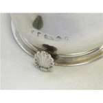 Scottish Will. IV Silver Wine Funnel Edinburgh 1835