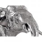 Hallmarked Silver Model Elephant Figure Statue