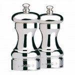 Sterling Silver Pepper Mill / Grinder Capstan (4 inch)