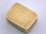 (SOLD) ANTIQUE AMERICAN 14 ct GOLD BOX c. 1900 U.S.A
