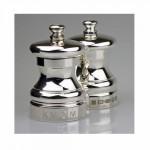 Sterling Silver Salt Mill / Grinder  (2.5 inches)