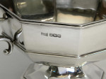 SOLID SILVER CUP / TROPHY / BOWL SHEFFIELD 1928