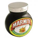 Large Sterling Silver 250g Marmite Jar Lid / Top
