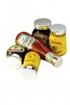 Solid Sterling Silver Marmite Lid for 125g Marmite Jar Engaravable