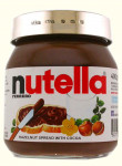 Solid Silver Nutella Jar Lid / Top (400g) Engravable