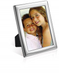 """Silver Plated Photograph / Photo Frame (8 X 6"""" / 6 x 8"""")"""