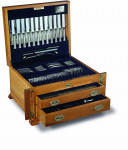 Wooden Cutlery Canteens & Cabinets