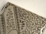 ANTIQUE EDWARDIAN SILVER CARD CASE BIRMINGHAM 1901