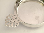 VINTAGE SOLID SILVER BABY CHILD'S FEEDING / CHRISTENING BOWL LONDON 1936