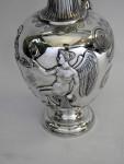 RARE VICTORIAN GRECIAN STYLE CLARET JUG EWER LONDON 1839