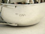 ARTS & CRAFTS SILVER PORRINGER / CUP CHESTER 1907