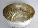 VICTORIAN SILVER PUNCH BOWL LONDON 1898 CUP / TROPHY