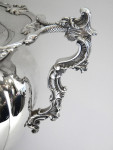 OLD SHEFFIELD PLATE TEA URN / HOT WATER URN / SAMOVAR c. 1840