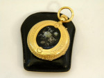18 ct GOLD POCKET WATCH HENRY CAPT GENEVA c 1850
