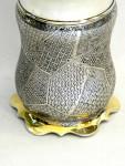 RARE VICTORIAN SILVER BEAKER / CUP BIRMINGHAM 1879