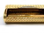 CONTINENTAL VINTAGE 18 ct GOLD & DIAMOND BOX c. 1950