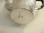 VINTAGE AUSTRIAN SOLID SILVER COFFEE POT c. 1930