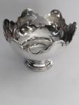 ANTIQUE SILVER IRISH BOWL DUBLIN 1912 / CUP/ ROSE BOWL.