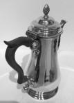 RARE GEO III SMALL COFFEE POT 1762