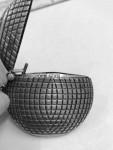 SILVER GOLF BALL DESIGN VESTA 1905