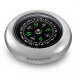 Solid Silver Compass (Suitable for Engraving)