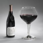 Balloon wine decanter