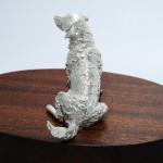 Model silver golden retriever
