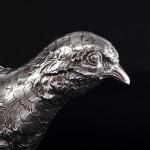 Antique model partridge