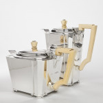 Art Deco tea & coffee set