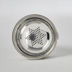 Silver wine funnel