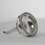 William IV silver wine funnel