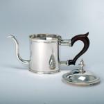 Edwardian silver argyle (argyll)