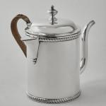 Victorian silver argyle (argyll)