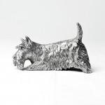Silver model Scottie