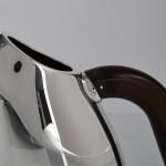 Trebok silver-plated water jug