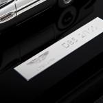 Limited edition Aston Martin DB5 silver model