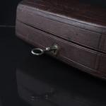 Rare Victorian silver bugle in original fitted case