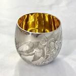 Bespoke silver engraving