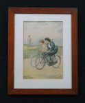 Cycling Lithographs.