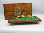 Nuku Miniature Billiard or Snooker Table
