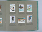 Olympic Games Cigaret Cards