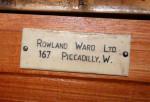 Rowland Ward Taxidermy