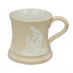 Staffordshire Cricket Mug