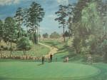 US Masters Golf Tournament, Augusta.