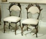Taxidermy Hall Chairs