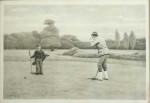 Golf Print After Dollman