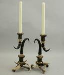 Black Forrest Candle Sticks