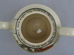 A Royal Doulton Fishing Tea Pot